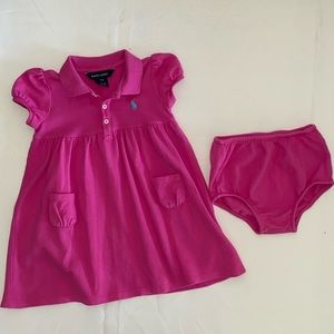 Ralph Lauren Toddler Dress